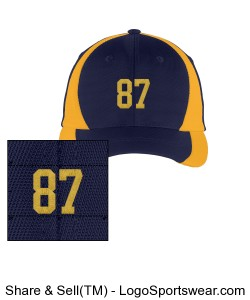87 Ballcap Design Zoom